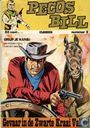 Comic Books - Pecos Bill - Gevaar in de Zwarte Kraai Vallei !