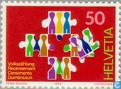 Postage Stamps - Switzerland [CHE] - Census