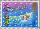 Postage Stamps - Great Britain [GBR] - Perception of the Christmas Child