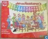 Board games - Verjaardagsspel - Jan van Haasteren's verjaardagsspel