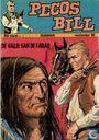 Comics - Pecos Bill - De vallei van de farao