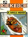 Strips - Kiekeboes, De - De duivelse driehoek