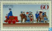 Postage Stamps - Germany, Federal Republic [DEU] - Traffic Exhibition