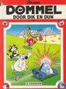 Comics - Cubitus - Door dik en dun