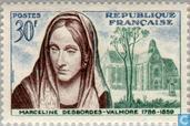 Postage Stamps - France [FRA] - Desbordes-Valmore, Marceline
