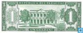 Bankbiljetten - Banco Central del Paraguay - Paraguay 1 Guarani