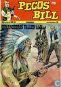 Bandes dessinées - Pecos Bill - Comancheros vallen aan
