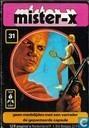 Comics - Mister-X [Tulpstrip] - Geen medelijden met een verrader + De gepantserde capsule