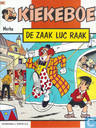 Comic Books - Jo and Co - De zaak Luc Raak