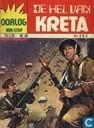 Bandes dessinées - Oorlog - De hel van Kreta