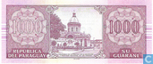 Billets de banque - Banco Central del Paraguay - Guarani du Paraguay 1000