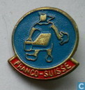 Franco-Suisse (boerin) [blauw+rood]