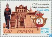 Postage Stamps - Spain [ESP] - Toledo Infantry College