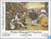 Briefmarken - Frankreich [FRA] - Gemälde Pieter Bruegel der ältere