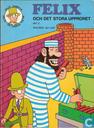 Bandes dessinées - Kareltje [Lööf] - Felix och det stora upproret
