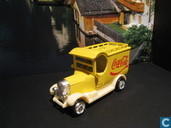 Model cars - Unknown - Morris Bullnose Van 'Coca-Cola'