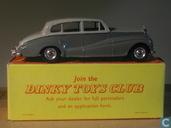 Modelauto's  - Dinky Toys - Rolls-Royce Silver Wraith
