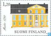 Postage Stamps - Finland - 120 multi-colored and white