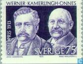 Briefmarken - Schweden [SWE] - Nobelpreisträger 1913