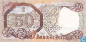 Bankbiljetten - Banco de Portugal - Portugal 50 Escudos
