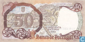 Billets de banque - Banco de Portugal - Portugal 50 Escudos
