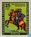 Timbres-poste - Berlin - Journée du timbre