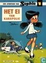 Comic Books - Sophie [Jidéhem] - Het ei van Karapolie