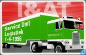PTT Telecom I & AT Service Unit Logistiek