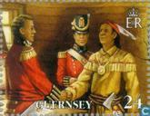 Postage Stamps - Guernsey - Capex Stamp Exhibition