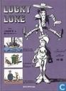 Comic Books - Lucky Luke - Bootrace op de Mississippi + In het spoor van de Daltons + In de schaduw der boortorens