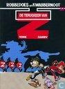 Strips - Robbedoes en Kwabbernoot - De terugkeer van Z