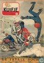 Comics - Avontuur van de 203, Het - Kuifje 1