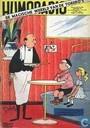 Bandes dessinées - Humoradio (tijdschrift) - Nummer  871
