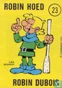 Bandes dessinées - Robin Dubois - Nutella vouwstrip 23