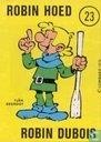 Comic Books - Robin Hoed - Nutella vouwstrip 23