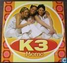 Board games - Memo (memory) - K3 Memo