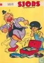 Comics - Sjors van de Rebellenclub (Illustrierte) - 1966 nummer  15