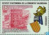 Statut d'Autonomie de la Communauté valencienne