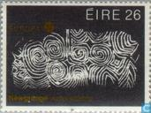Timbres-poste - Irlande - Europe – Le génie humain