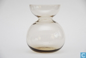 Glas / kristal - Kristalunie - Sassenheim Bollenglas fumi