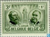 Timbres-poste - Belgique [BEL] - Les gens célèbres
