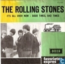 Schallplatten und CD's - Rolling Stones, The - It's All over Now