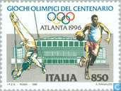 Briefmarken - Italien [ITA] - Olympia-Atlanta