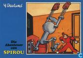 Strips - Robbedoes en Kwabbernoot - Die Abenteuer von Spirou