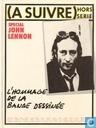 Comic Books - (A Suivre) (magazine) (French) - Special John Lennon - L'hommage de la bande dessinée