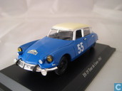 Voitures miniatures - Atlas - Citroen DS 19 ''Tour de Corse''
