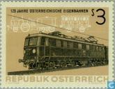 Oostenrijkse spoorwegen 125 jaar