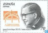 Postzegels - Spanje [ESP] - Josemaria Escrivá Balaguer
