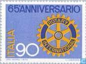 Rotary 65 years