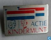 Actie Kindermunt